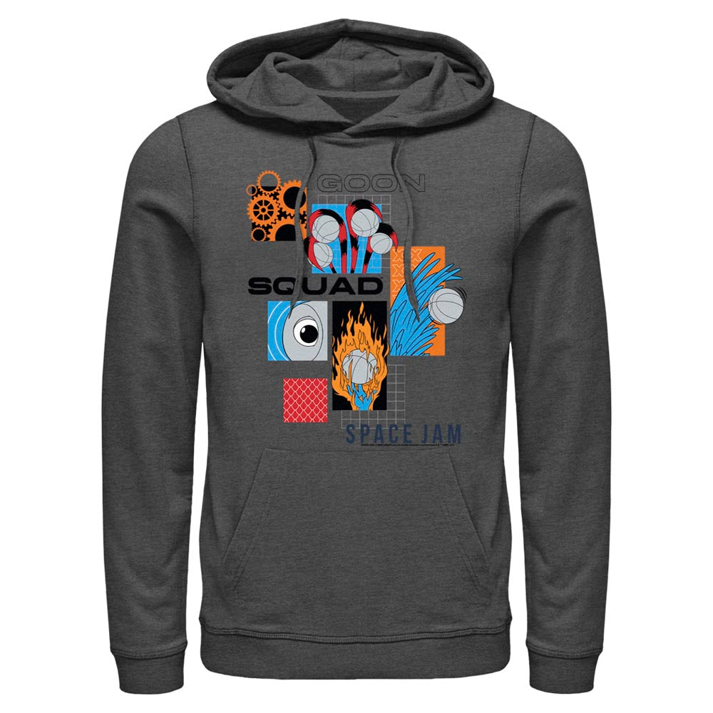 Goon Squad Abstract Hoodie from Space Jam: A New Legacy