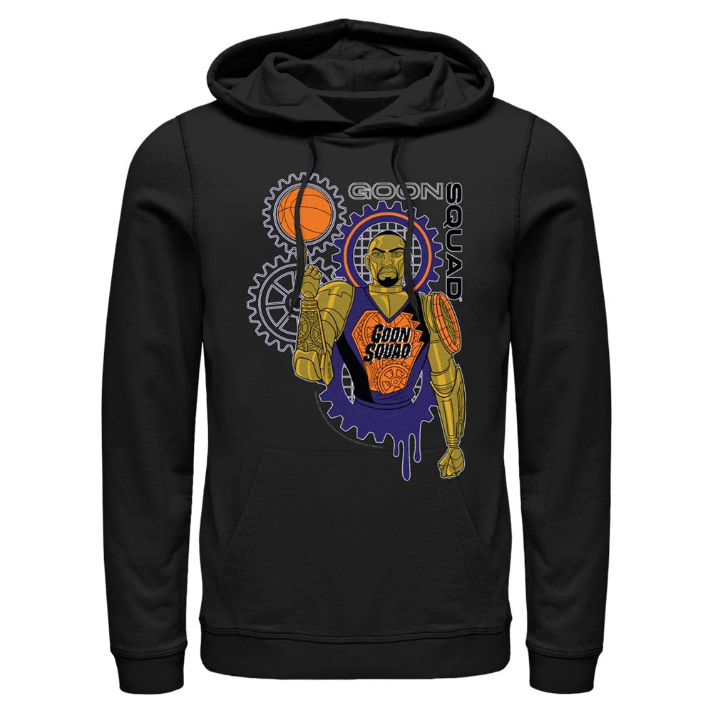Chronos Goon Squad Hoodie from Space Jam: A New Legacy