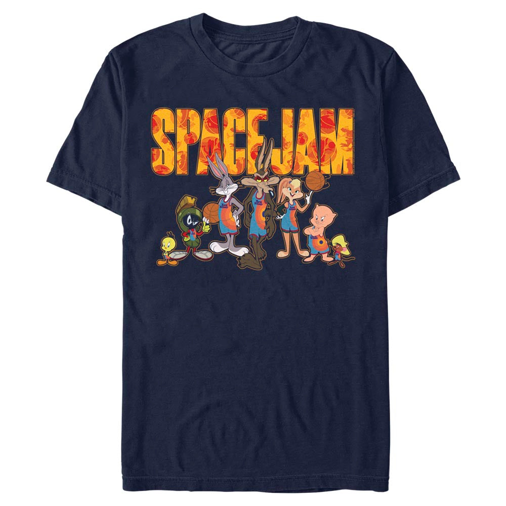 Tune Squad Group Photo T-Shirt from Space Jam: A New Legacy