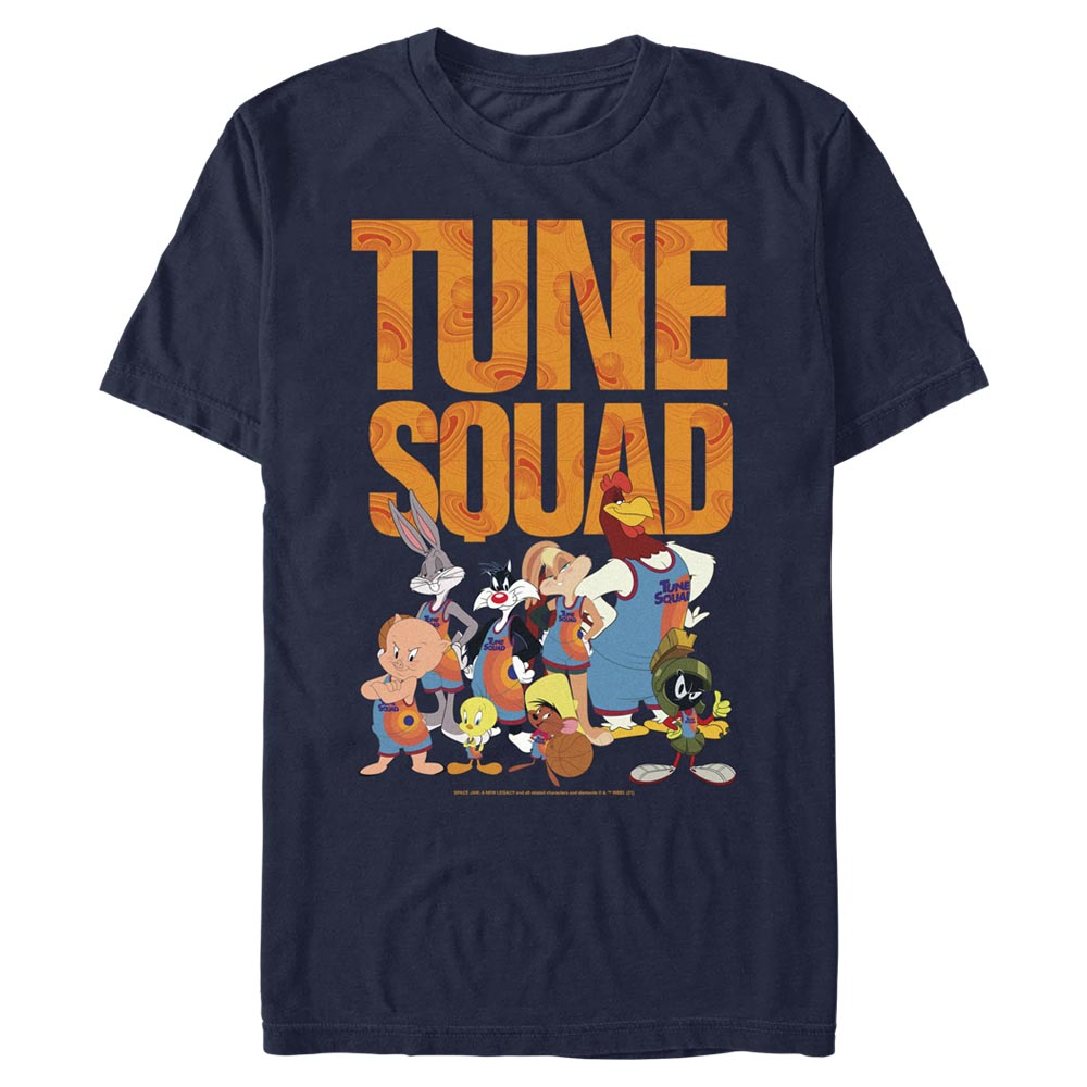 Tune Squad Team Collage T-Shirt from Space Jam: A New Legacy