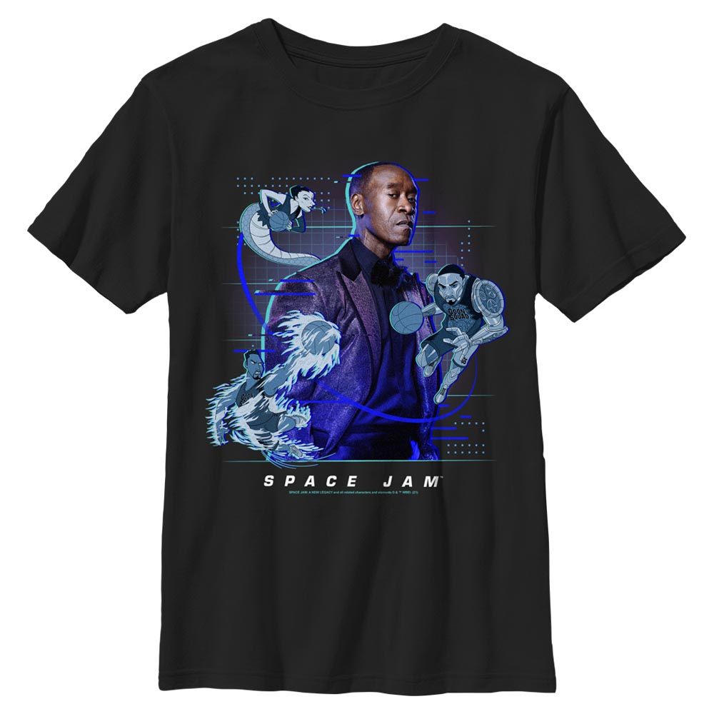 AI-G Rhythm Kids' T-Shirt from Space Jam: A New Legacy