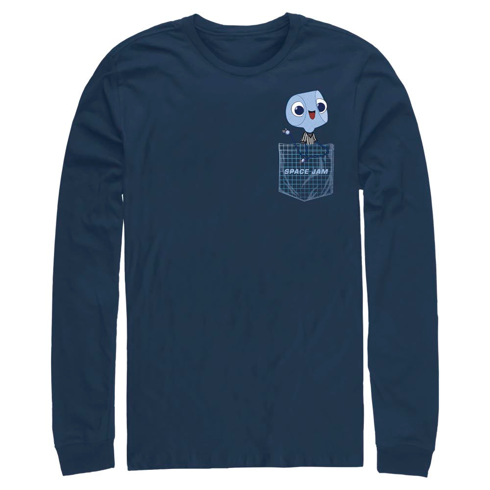 Referee Pocket Long Sleeve Tee from Space Jam: A New Legacy
