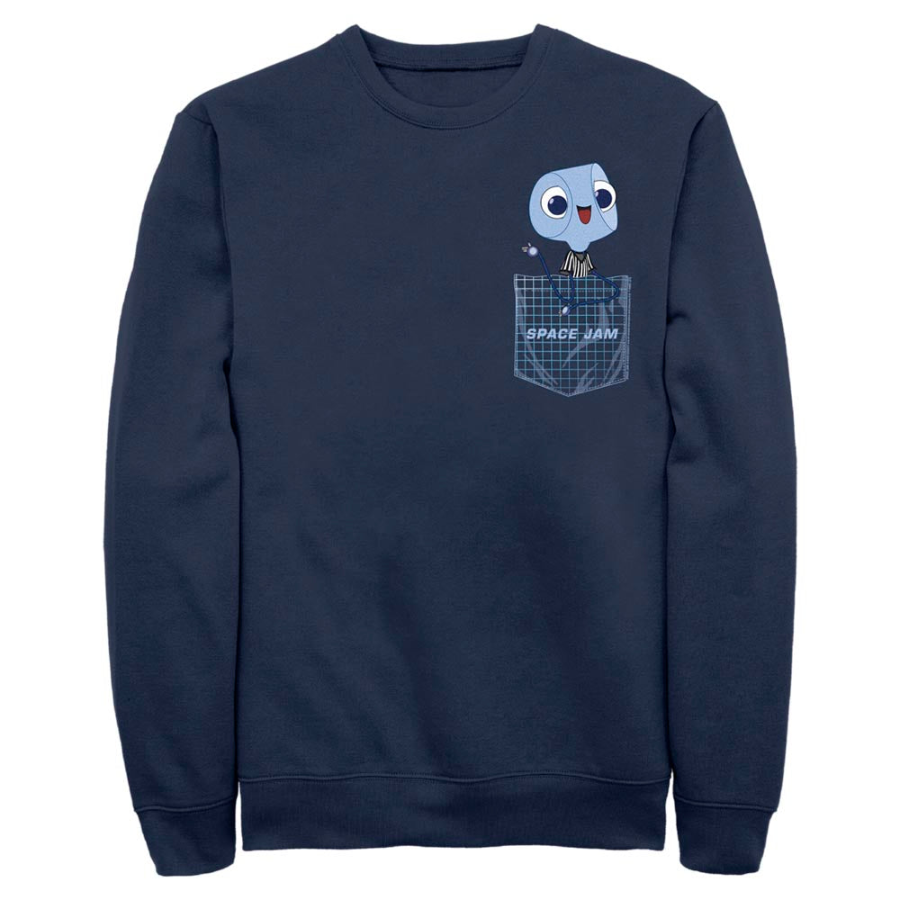Referee Pocket Crew Sweatshirt from Space Jam: A New Legacy