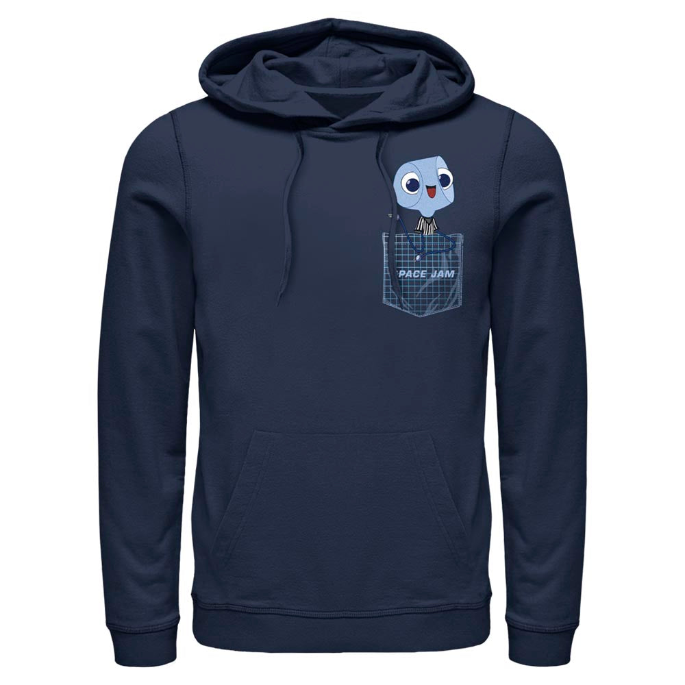 Navy Referee Pocket Hoodie from Space Jam: A New Legacy Image
