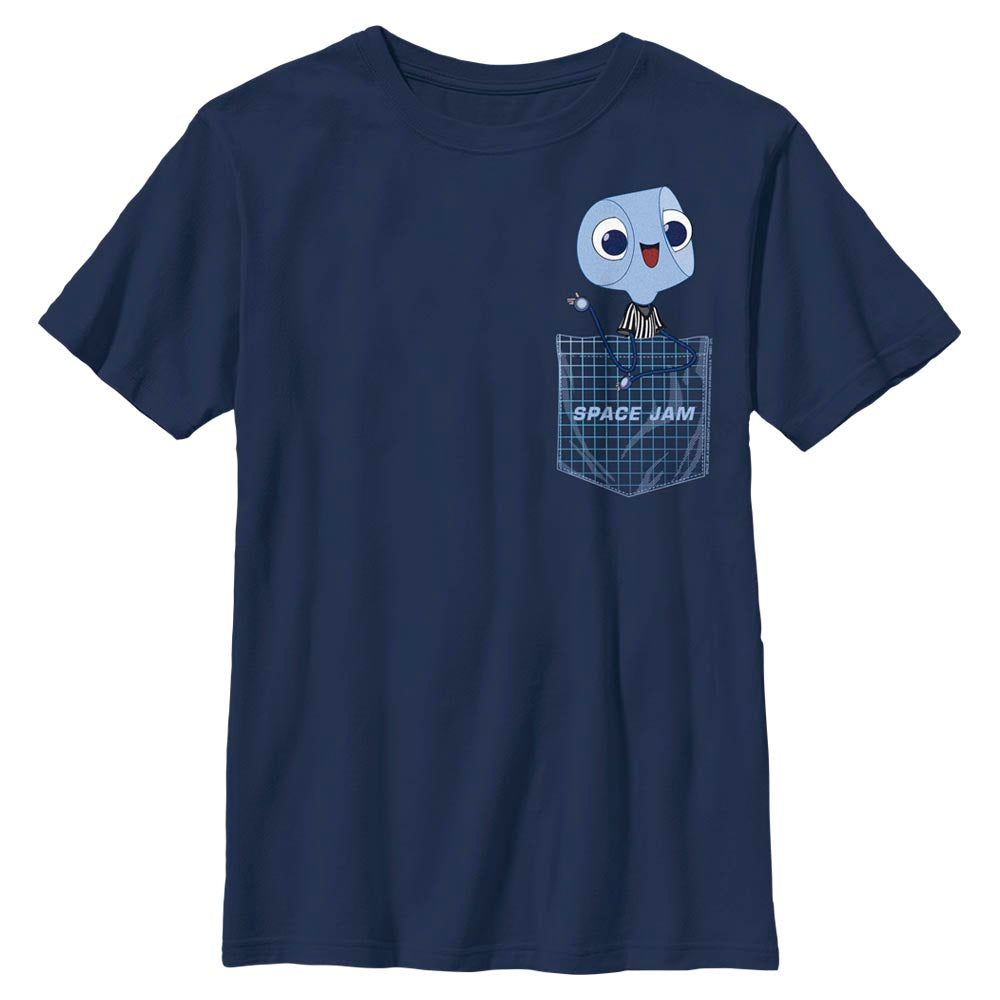 Referee Pocket Kids' T-Shirt from Space Jam: A New Legacy