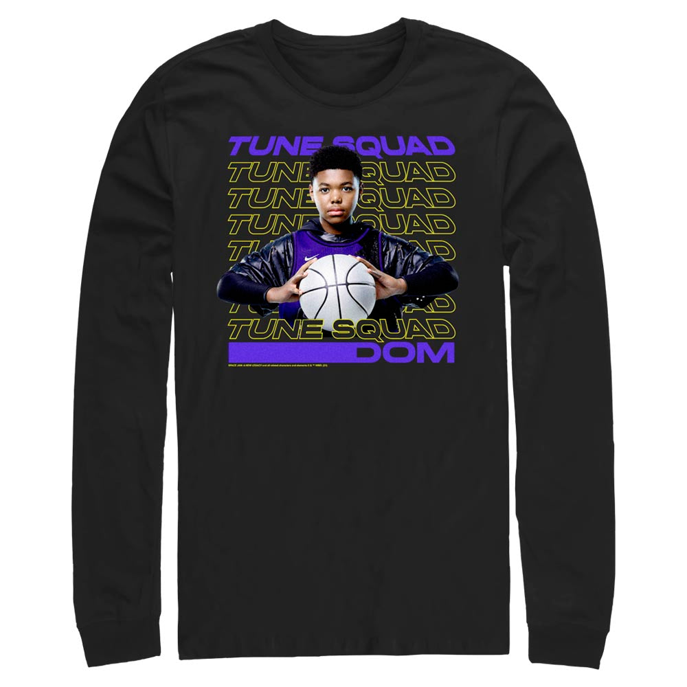 Dom Tune Squad Long Sleeve Tee from Space Jam: A New Legacy