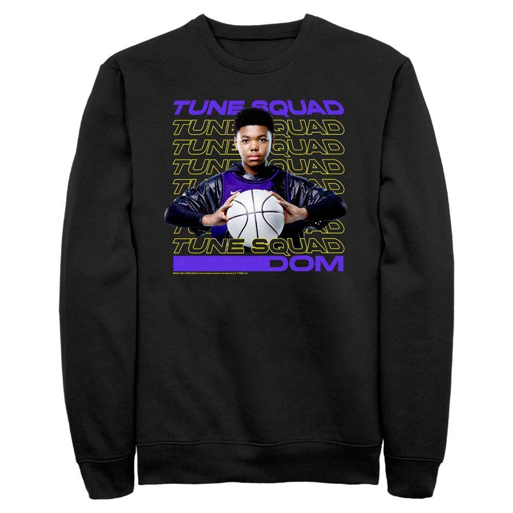 Dom Tune Squad Crew Sweatshirt from Space Jam: A New Legacy