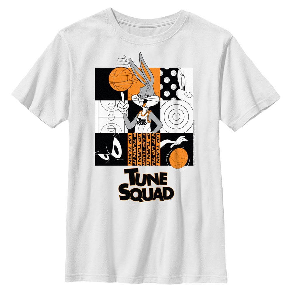Bugs Bunny Tune Squad Kids' T-Shirt from Space Jam: A New Legacy