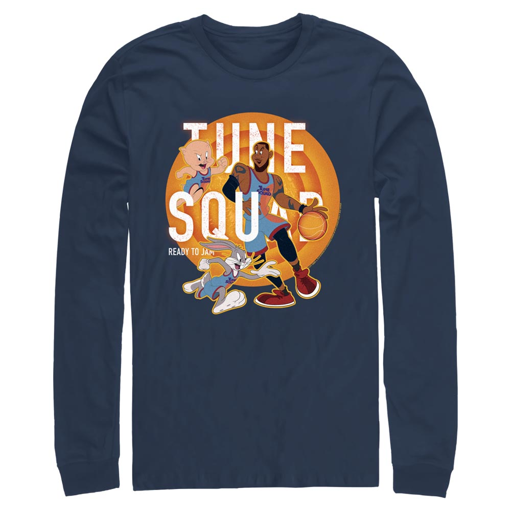 Tune Squad Let's Play Long Sleeve Tee from Space Jam: A New Legacy