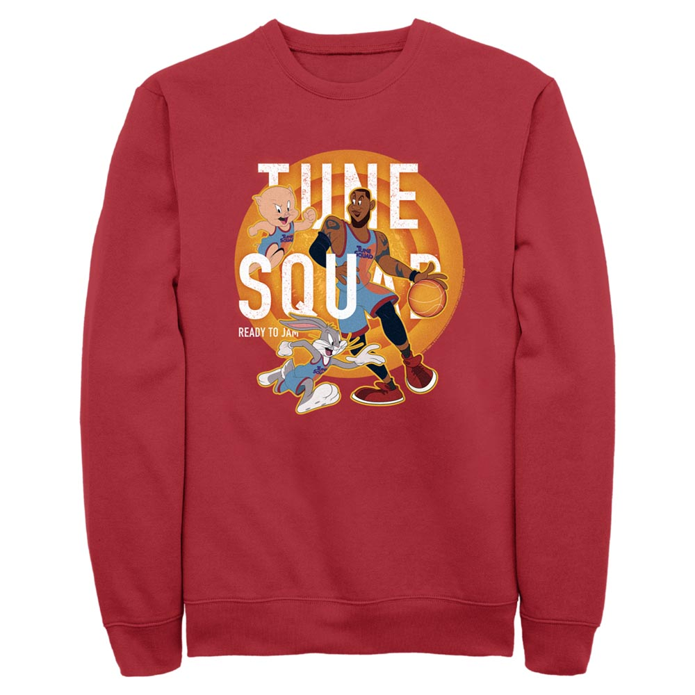 Tune Squad Let's Play Crew Sweatshirt from Space Jam: A New Legacy