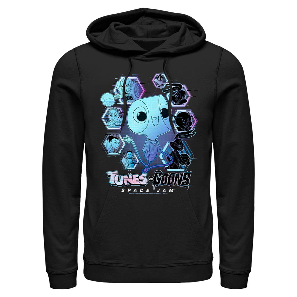 Tune Squad VS Goon Squad Referee Hoodie from Space Jam: A New Legacy