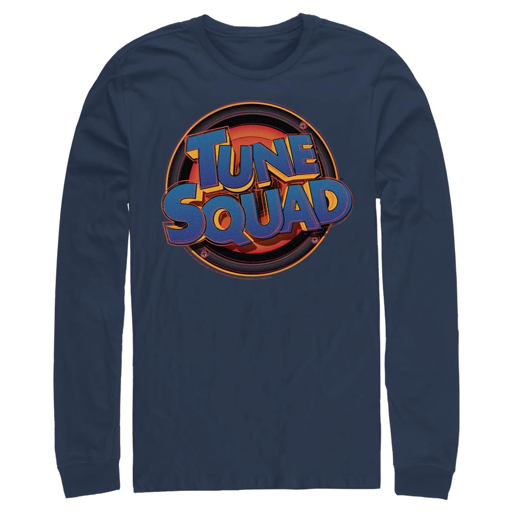 Tune Squad Speaker Long Sleeve Tee from Space Jam: A New Legacy