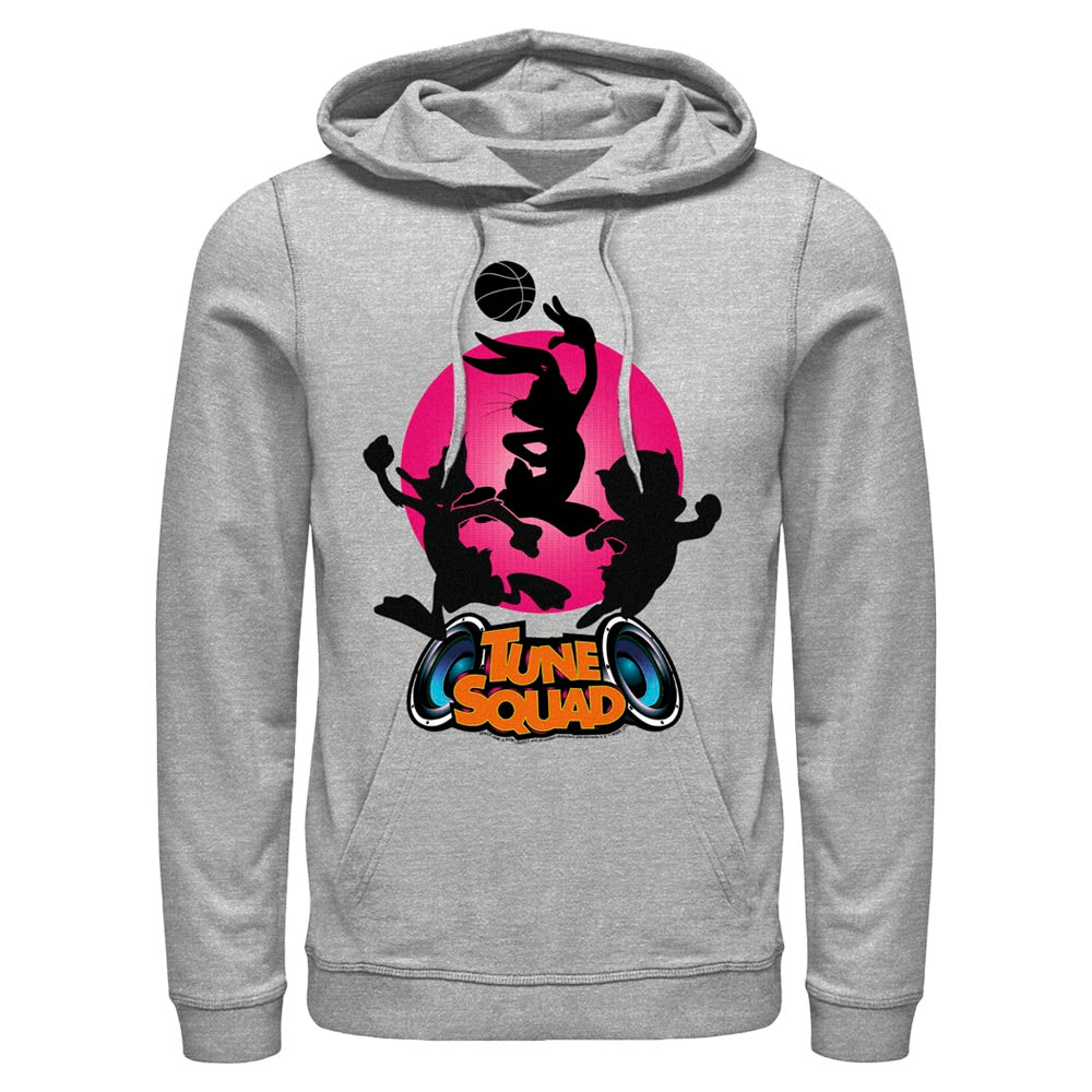 Tune Squad Silhouette Hoodie from Space Jam: A New Legacy