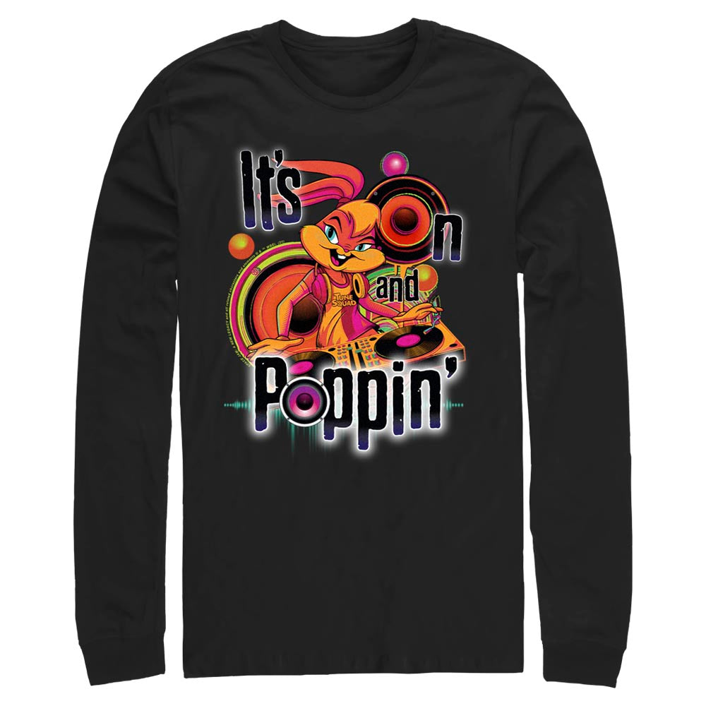 Lola Bunny It's On and Poppin' Long Sleeve Tee from Space Jam: A New Legacy