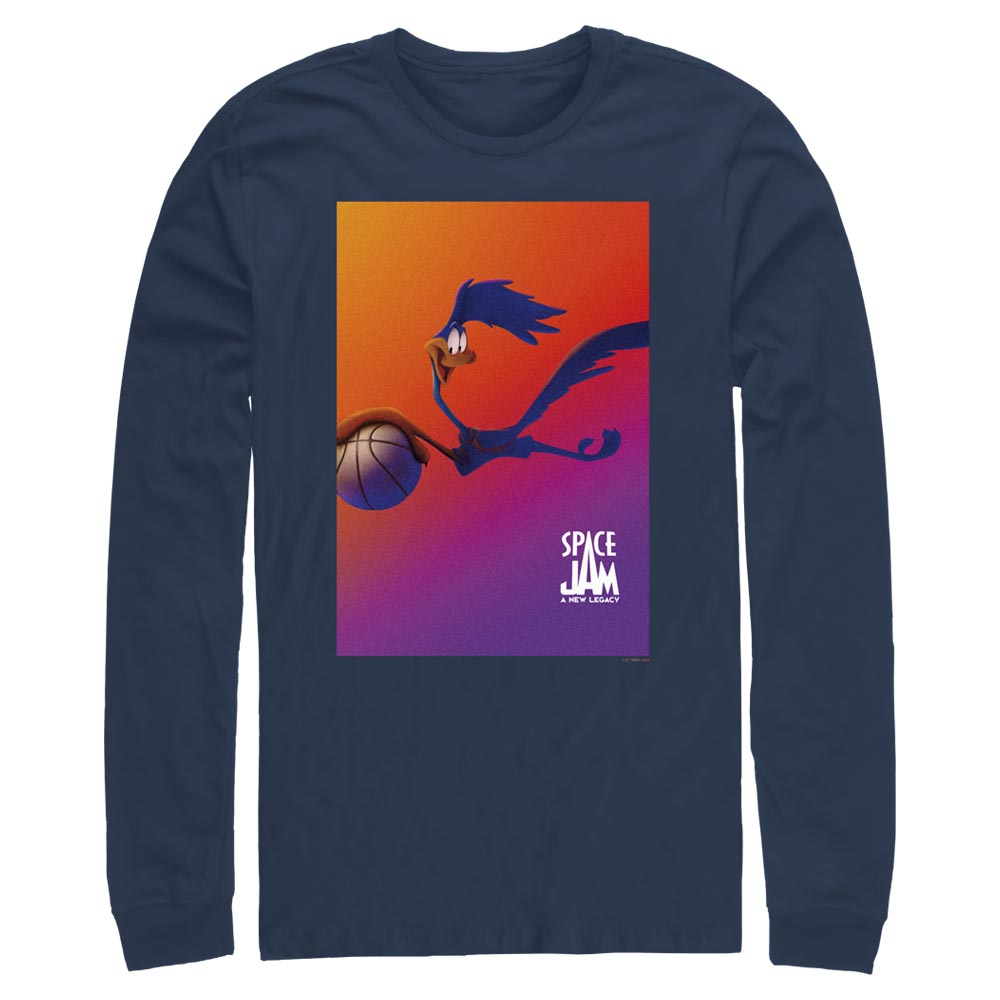 Road Runner Long Sleeve Tee from Space Jam: A New Legacy