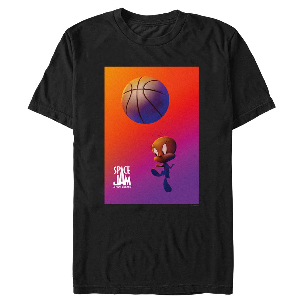 Tweety Bird T-Shirt from Space Jam: A New Legacy