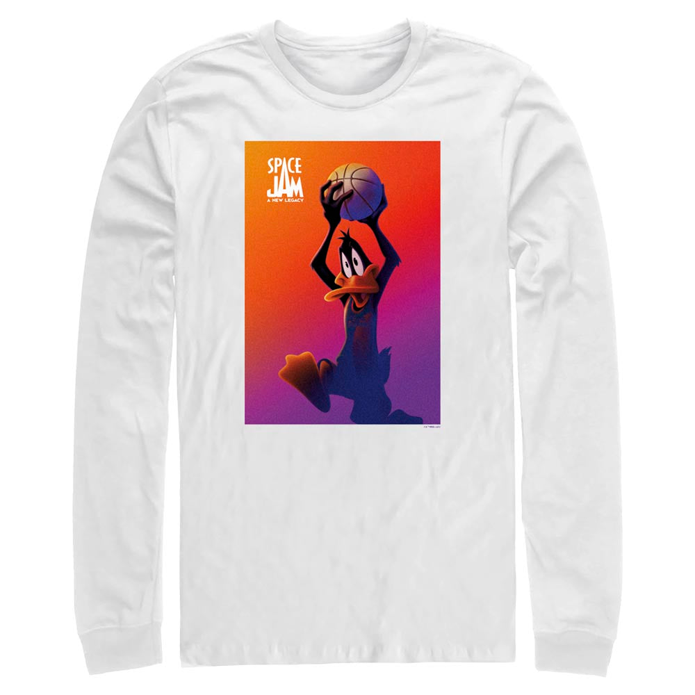 Daffy Duck Long Sleeve Tee from Space Jam: A New Legacy