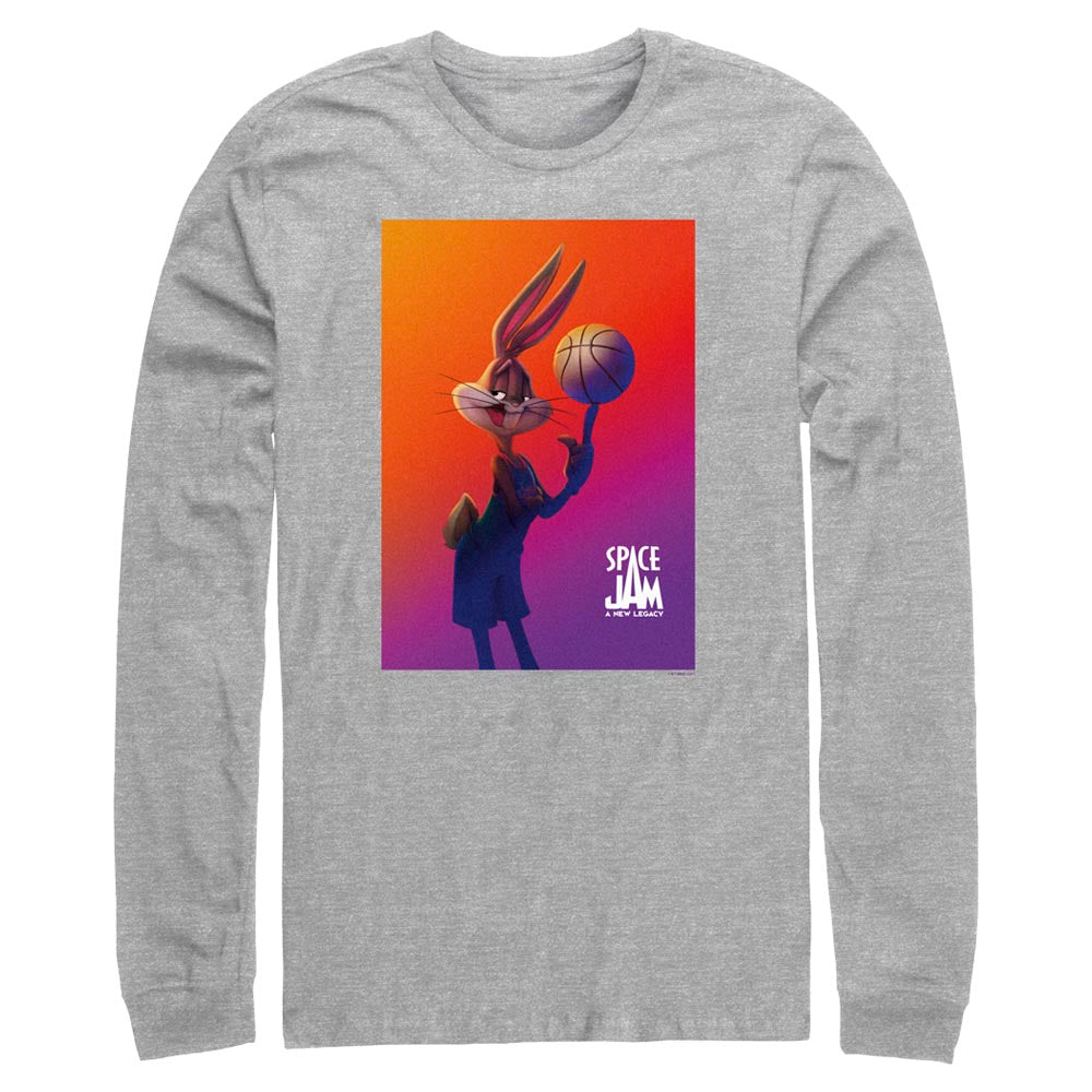 Bugs Bunny Long Sleeve Tee from Space Jam: A New Legacy