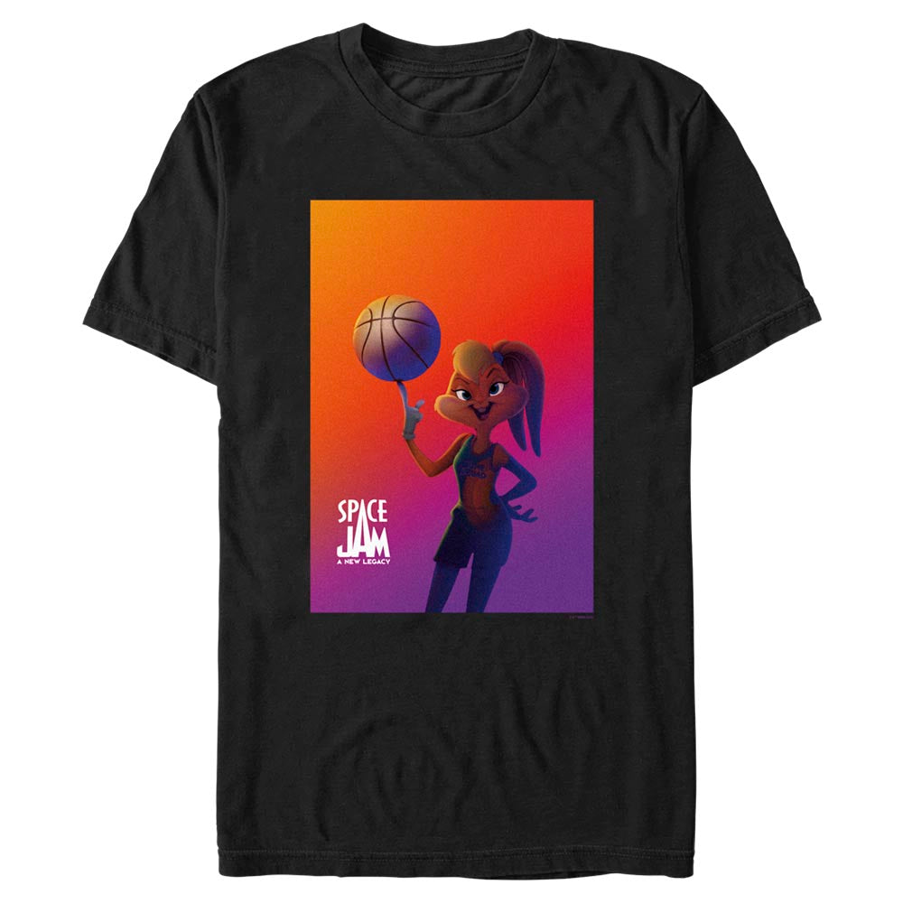 Lola Bunny T-Shirt from Space Jam: A New Legacy