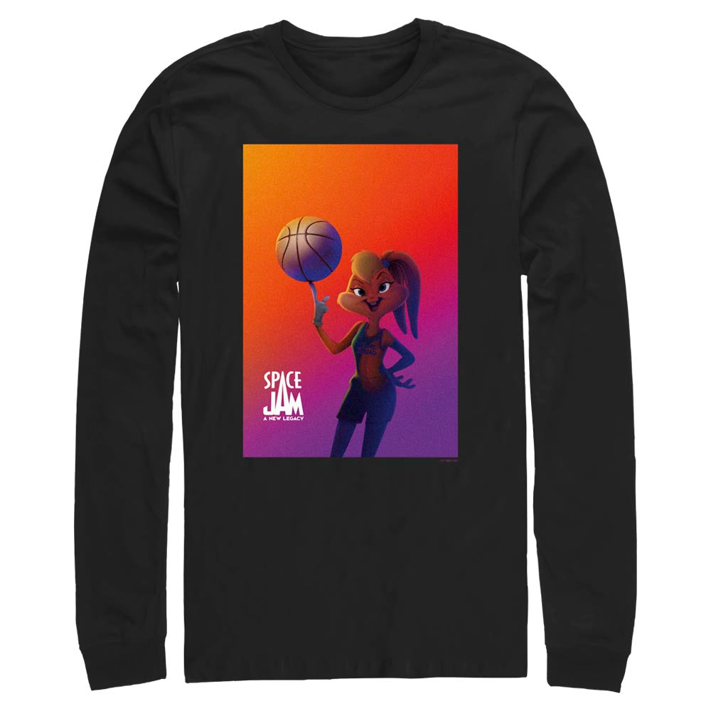 Lola Bunny Long Sleeve Tee from Space Jam: A New Legacy