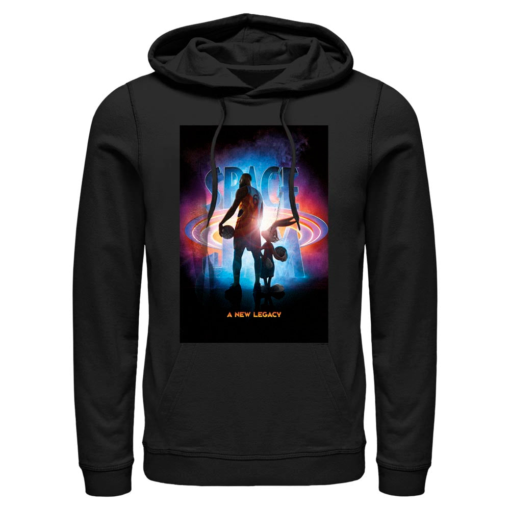 Bugs Bunny & Lebron James Hoodie from Space Jam: A New Legacy
