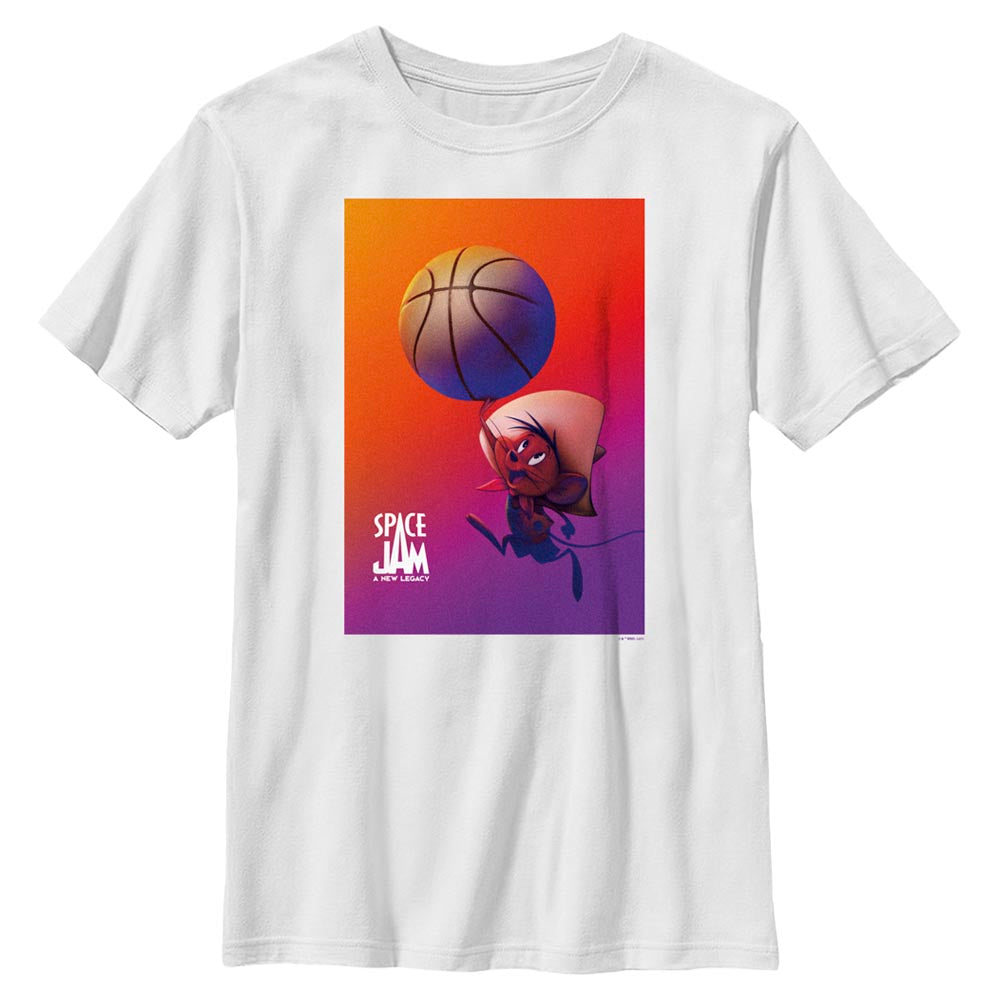 Speedy Gonzales Kids' T-Shirt from Space Jam: A New Legacy