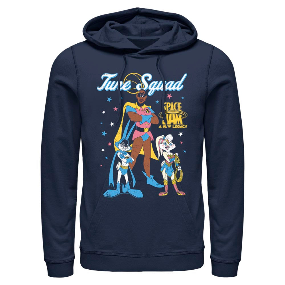 Tune Squad Heroes Mash-Up Hoodie from Space Jam: A New Legacy