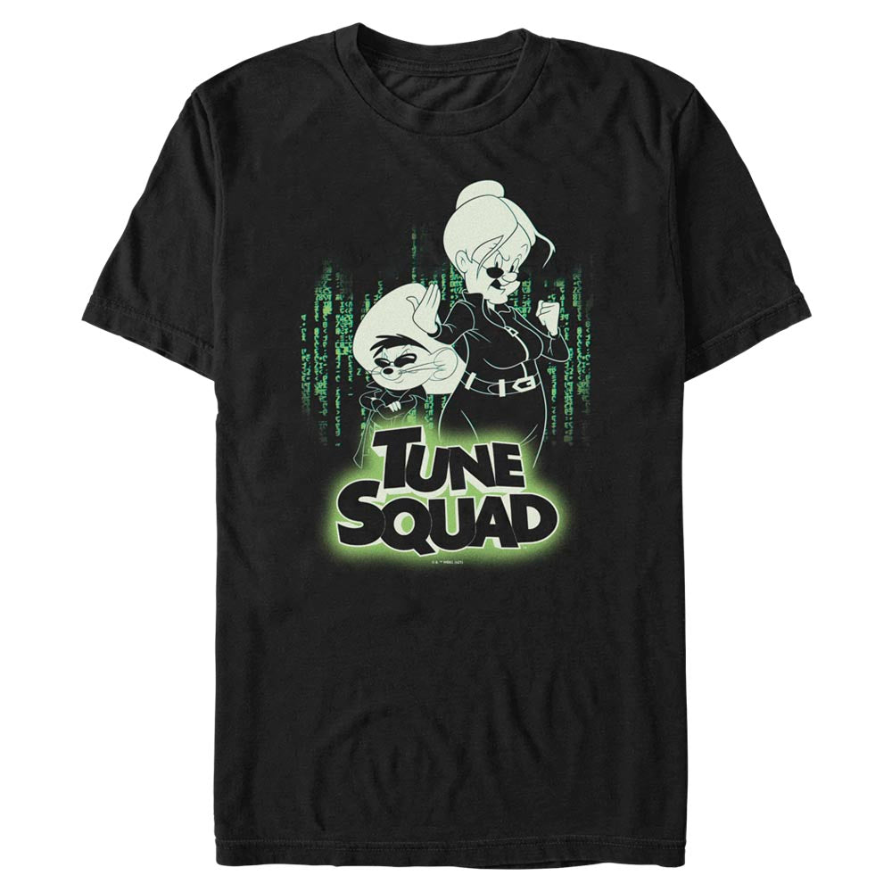 Granny & Speedy Gonzales Mash Tune Squad-Up T-Shirt from Space Jam: A New Legacy