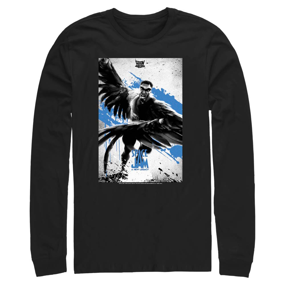 The Brow Poster Goon Squad Long Sleeve Tee from Space Jam: A New Legacy