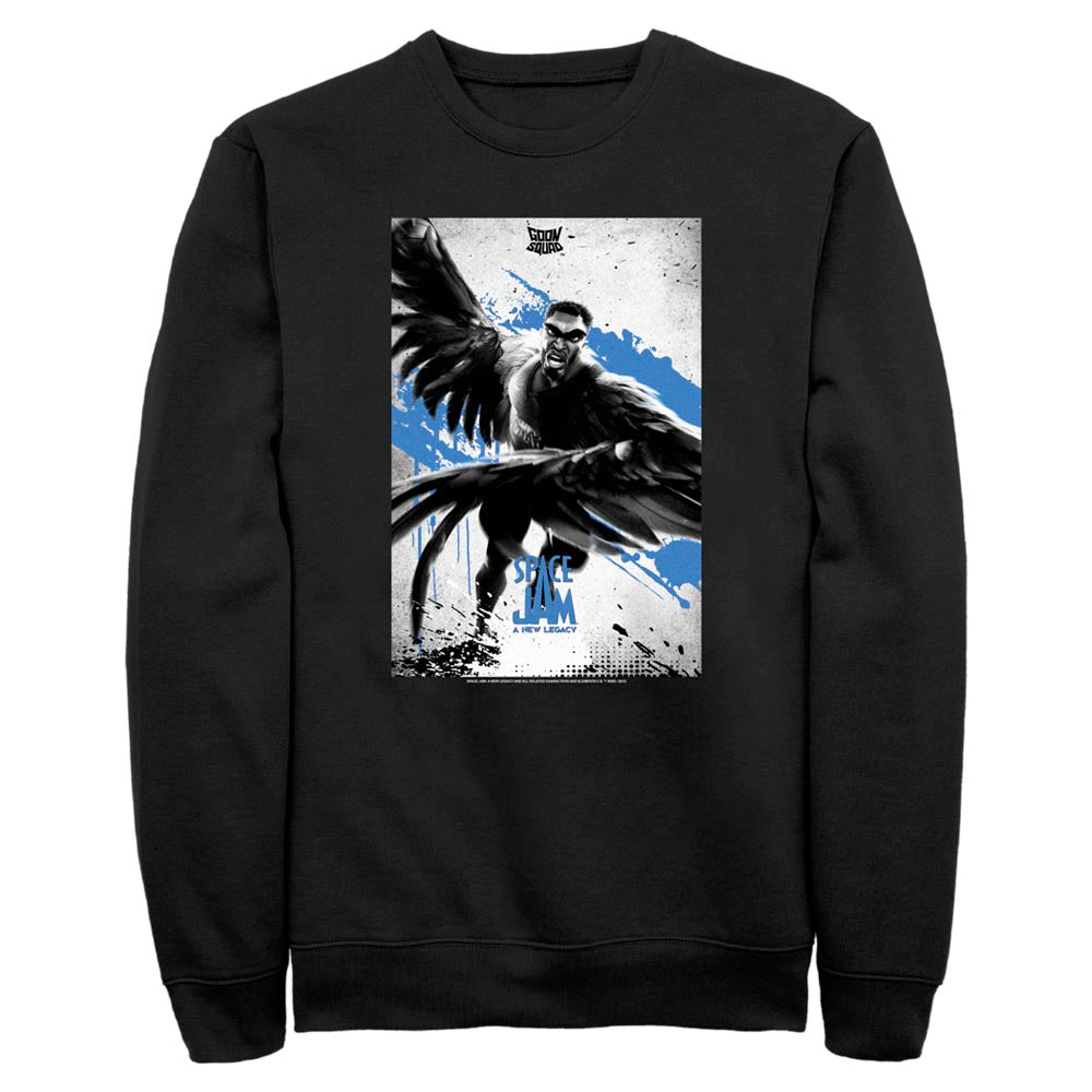 The Brow Poster Goon Squad Crew Sweatshirt from Space Jam: A New Legacy