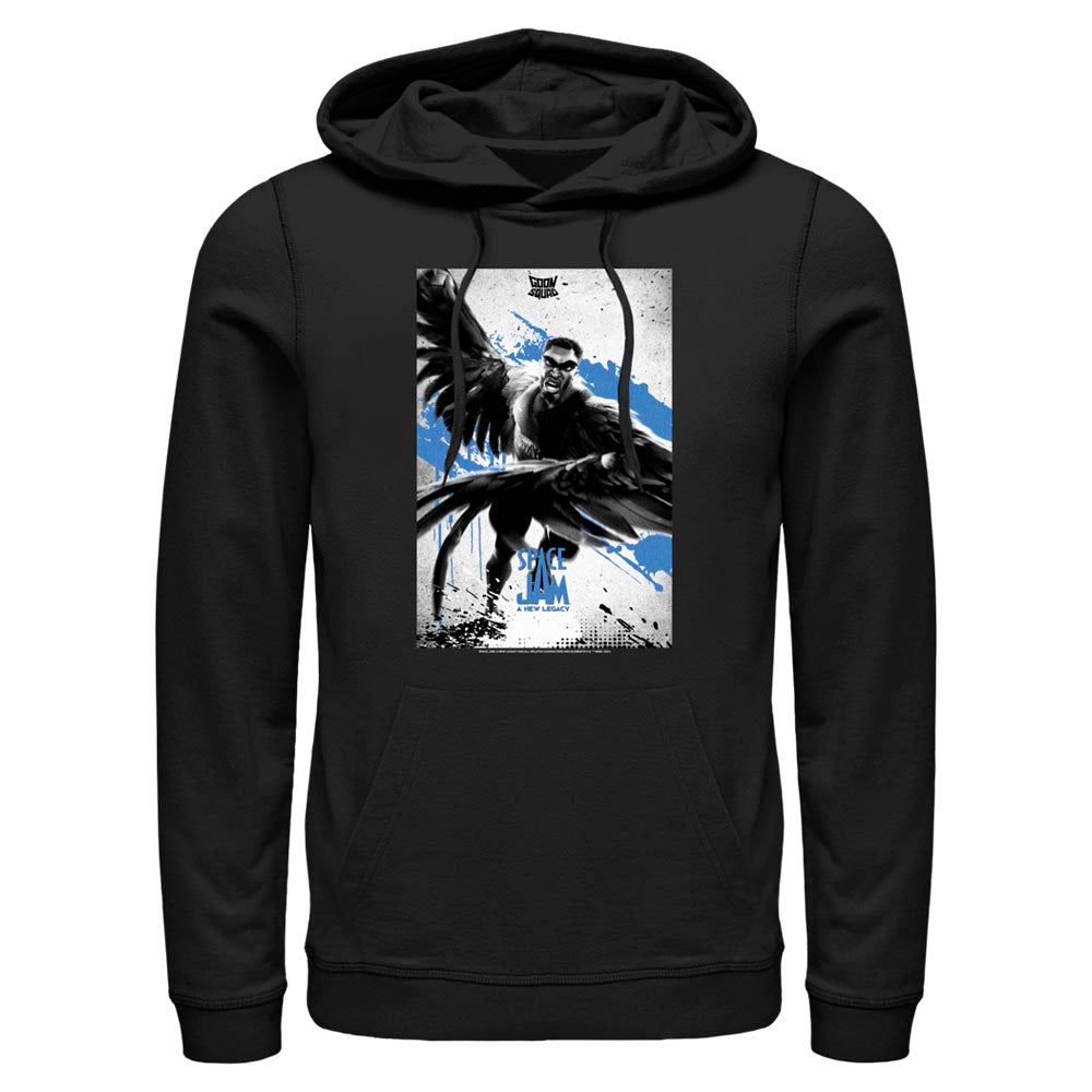 The Brow Poster Goon Squad Hoodie from Space Jam: A New Legacy