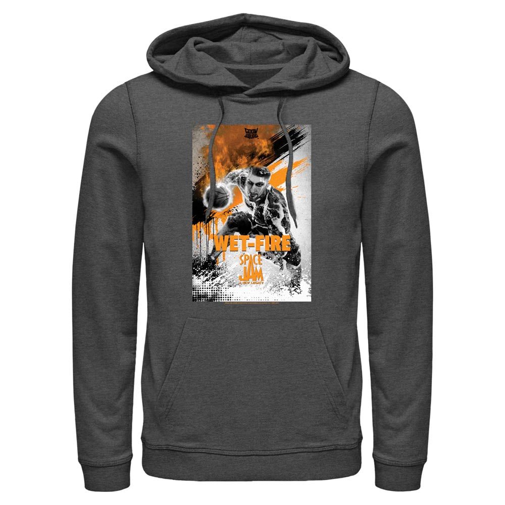 Wet-Fire Poster Goon Squad Hoodie from Space Jam: A New Legacy