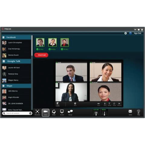Polycom RealPresence Desktop License