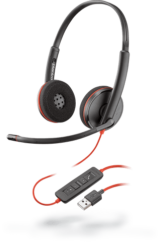Blackwire C3220 (Binaural - USB)