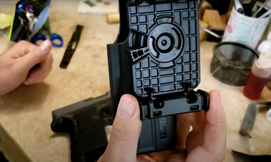 Glock 17 holster review