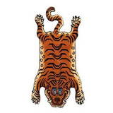 Load image into Gallery viewer, Nigo's Tibeten Tiger Rug