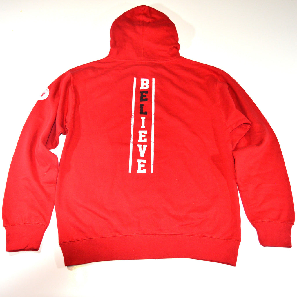 BELIEVE Midweight Pullover