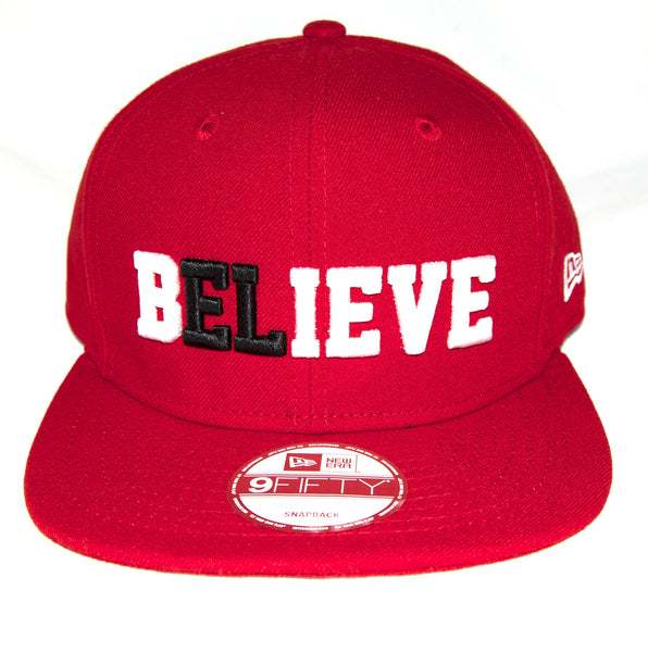 Eric LeGrand BELIEVE 9FIFTY ORIGINAL FIT SNAPBACK