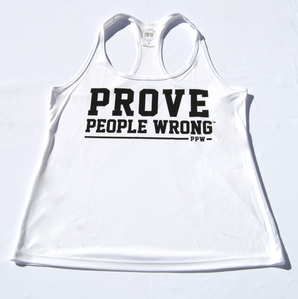Prove People Wrong - Dri-fit Women's Tank