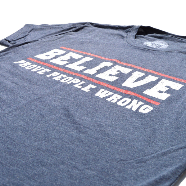 BELIEVE MEN'S - Vintage Navy