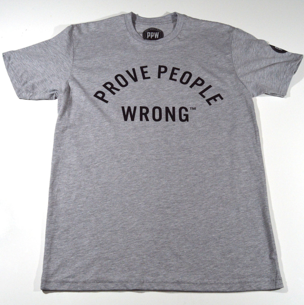 CLASSIC MEN'S - Heather Grey