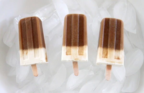 Coffee Ice Popsicles