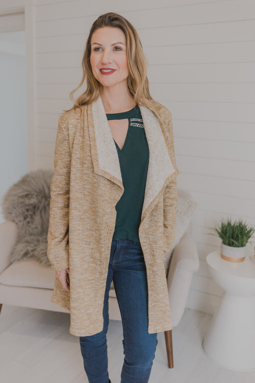 Wild Honey Cardigan