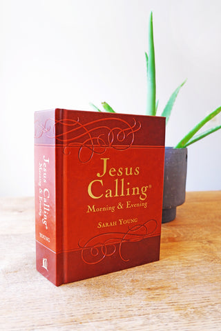 Jesus Calling Morning and Evening
