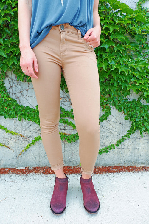 KUT Sand Dune Connie Ankle Skinny
