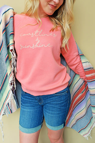 Coast Lines Sweatshirt
