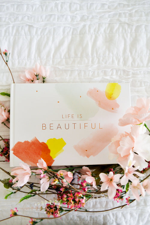 Life is Beautiful Gift Book