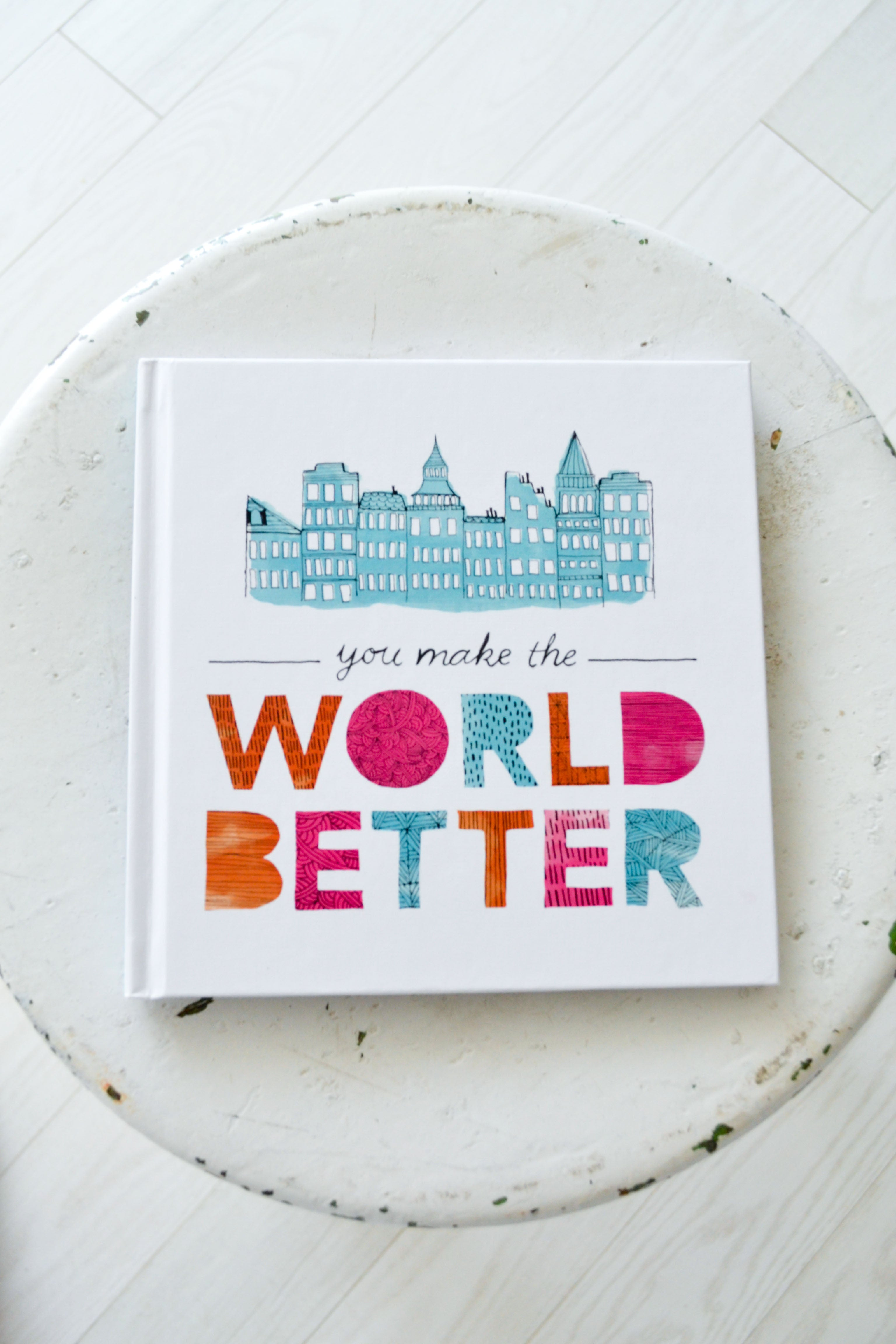 Make the World Better Gift Book