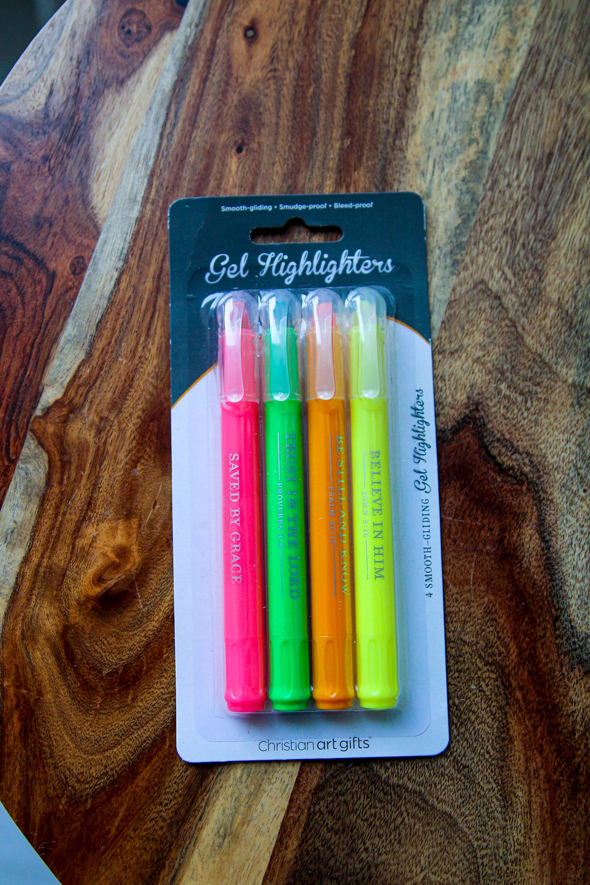 4pc highlighter Set