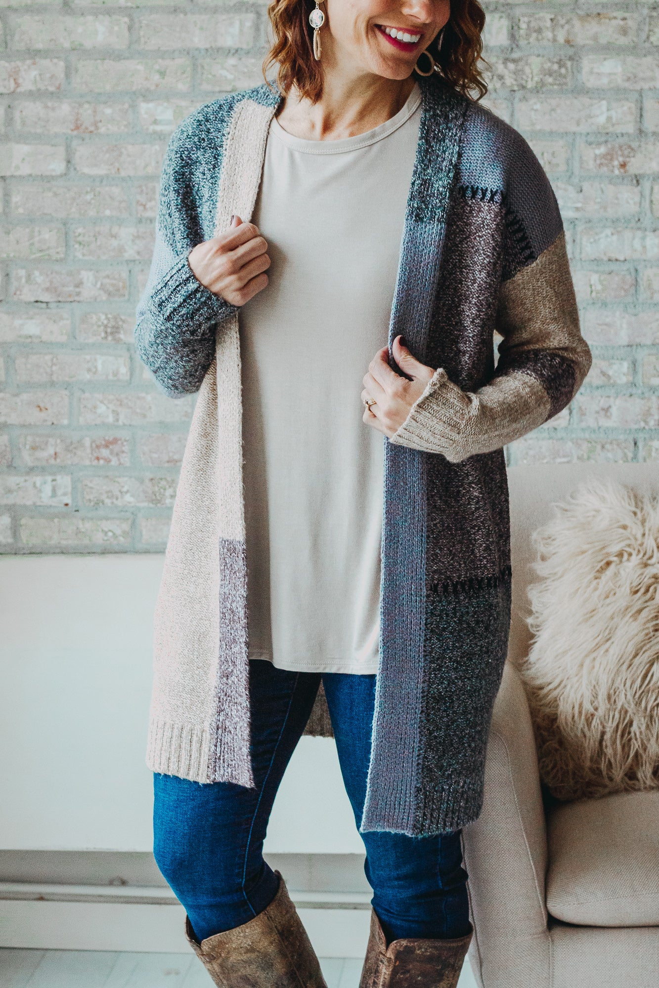 Mystree Averie Cardigan